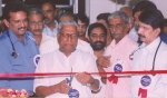 November 26,2006-Inauguartion of Cathlab by Sri.V.S.Achuthanandan,Hon'ble Chief Minister of Kerala